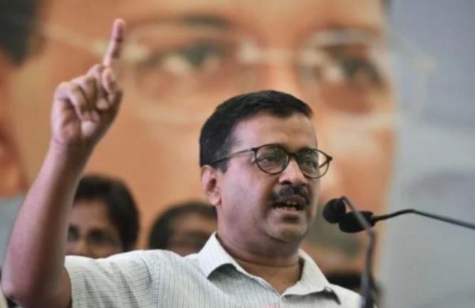 केजरीवाल ने बीजेपी कार्यकर्ताओं पर निशाना साधते हुए कहा कुछ ऐसा...