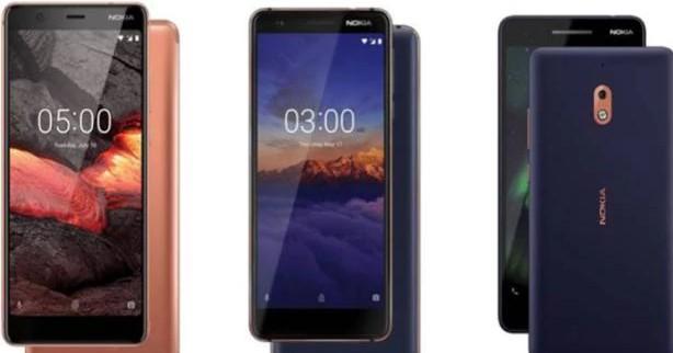 अभी अभी : Nokia ने खास बदलाव के साथ लॉन्च किए 3 नए स्मार्टफोन