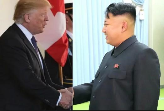 उत्तर कोरिया के तानाशाह से मुलाकात कर ट्रंप ने इस जगह का दिया सुझाव