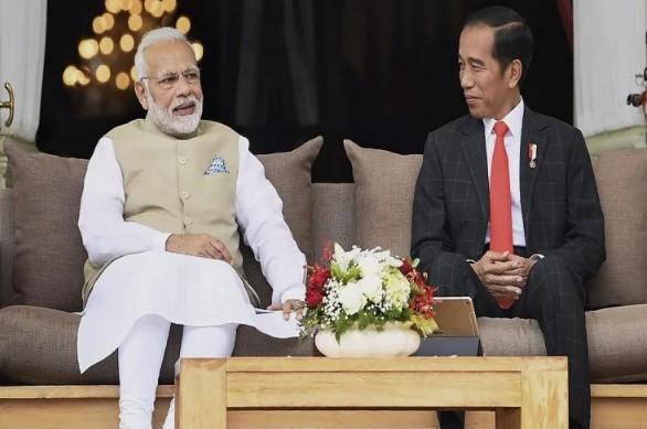 भारत इंडोनेशिया के बीच रक्षा सहयोग समझौते सहित 15 करार