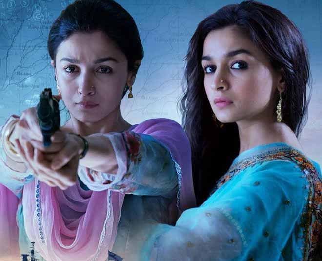 आलिया की फिल्म 'राजी' ने बॉक्स ऑफिस पर 5 दिन की करोड़ो की कमाई