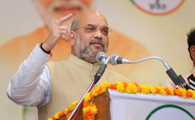 अमित शाह का बड़ा ऐलान: एमपी में इस बार संगठन के बलबूते चुनाव लड़ेगी भाजपा