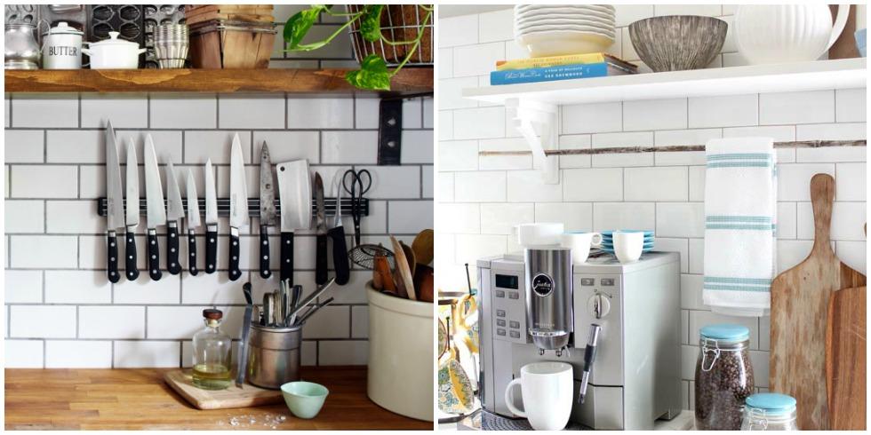 रसोई की दीवार पर कभी ना लटकाएं चाकू, आती है कंगाली