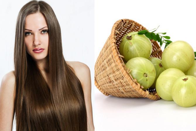 बालों को स्वस्थ चमकदार और खूबसूरत बनाता है आंवले का जूस