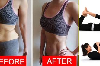 अगर आपको भी अपने पेट की चर्बी को है घटाना, तो ये 5 आसन आप जरुर अपनाना!