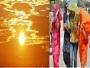 यूपी में चिलचिलाती धूप से तापमान में हुआ इजाफा