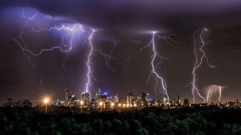 झारखण्ड में आसमानी बिजली गिरने से 28 लोगों की हुई मौत