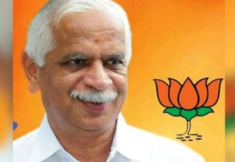 अभी-अभी: कर्नाटक चुनाव से पहले BJP को लगा बड़ा झटका, दिल का दौरा पड़ने से विधायक का निधन