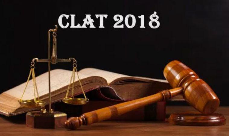 CLAT RESULT 2018 : घोषित हुए नतीजें, इस वेबसाइट पर देखें उम्मीदवार