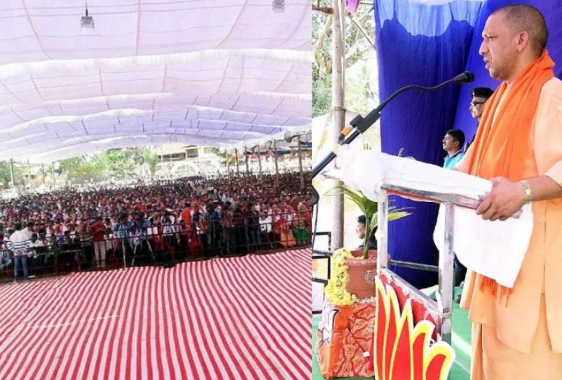 कर्नाटक में सीएम योगी ने भरी चुनावी हुंकार, कुछ ऐसा है पूूरा प्लान