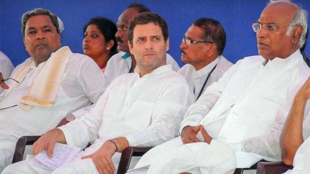 बड़ीखबर : कांग्रेस के हाथ से फिसला कर्नाटक, ये रही पांच बड़ी वजह...