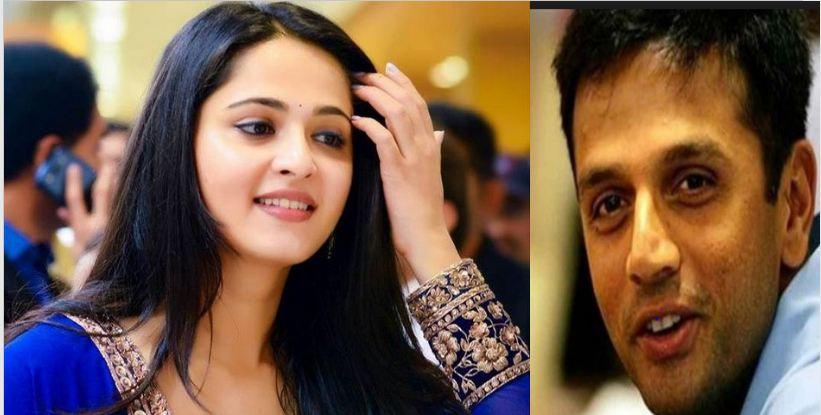 राहुल द्रविड़ पर फ़िदा है फिल्म जगत की सबसे मशहूर अभिनेत्री, खुद किया खुलासा