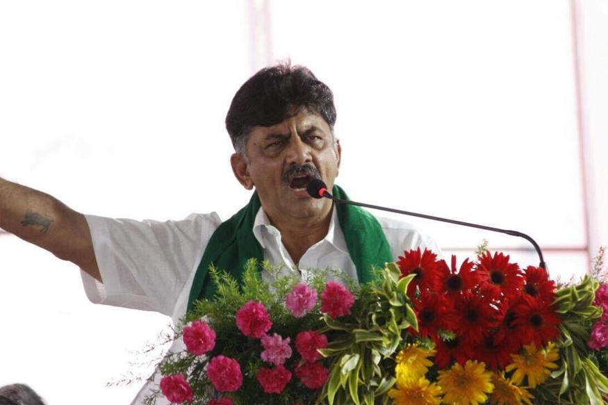 कांग्रेस से खफा डीके शिवकुमार को मनाने के लिए राहुल गांधी ने किया कुछ ऐसा...