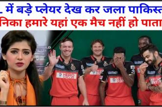 भारत में आईपीएल को देखकर पाकिस्तानी मीडिया जल गयी, कहा हमारे मुल्क में……