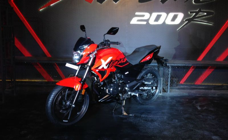 अभी अभी आई बड़ी खबर: इस दिन लांच होगी हीरो की XTREME 200R