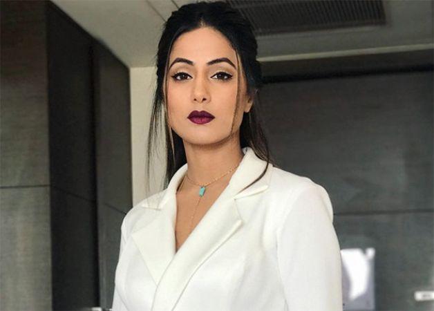 अभी अभी : खूबसूरत अदाकारा हिना खान ने ट्रोलर्स को दिया करारा जवाब