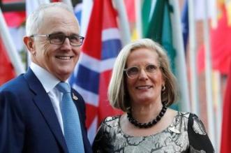 फ्रांस के राष्ट्रपति ने ऑस्ट्रेलियाई PM की पत्नी को कहा डिलिशियस
