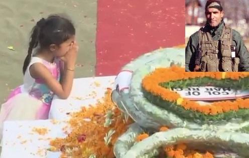 शहीद दीपक नैनवाल का पार्थिव शरीर घर पहुंचते ही परिवार में मचा कोहराम