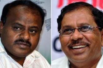 अभी अभी : कर्नाटक के 'स्वामी' बनेंगे कुमार, डिप्टी CM होंगे परमेश्वर, आज शाम को लेंगे शपथ