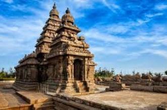 """""""महाबलीपुरम"""" भारत के प्राचीन वास्तुशिल्प में से एक"""