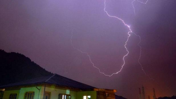 मौसम विभाग काअलर्ट जारी:अगले 48 घंटों में बरपा सकता हैकुदरत कहर
