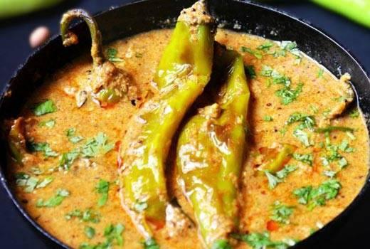 ऐसे बनाएं मिर्ची का स्वादिष्ट हैदराबादी सालन