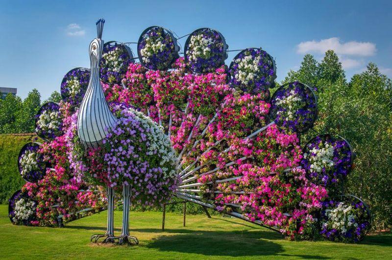 ये है दुनिया का सबसे बड़ा और खूबसूरत फूलों का गार्डन, एक बार जरुर जाये