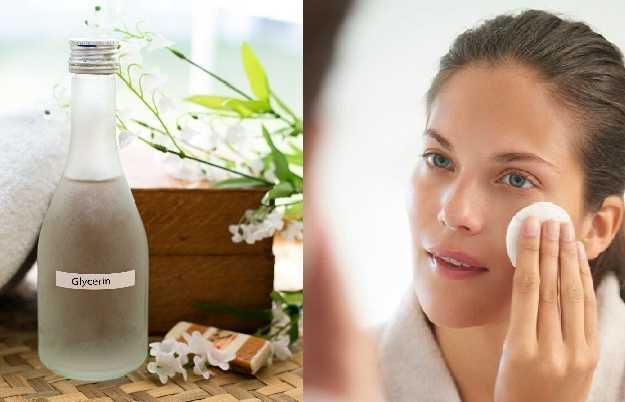 त्वचा की सभी समस्याओं का इलाज करती है ग्लिसरीन