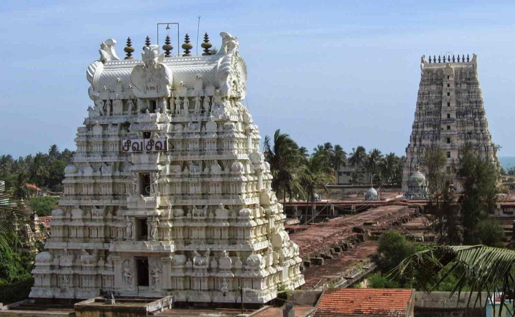 हिंदुओं का एक पवित्र तीर्थ रामेश्वरम