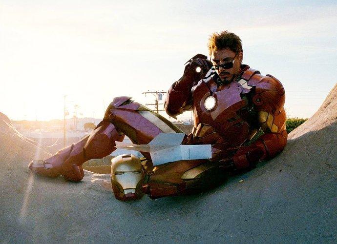 हॉलीवुड के सुपरहीरो आयरन मैन का चोरी हुआ सूट, 10 साल पहले इस फिल्म में पहना था