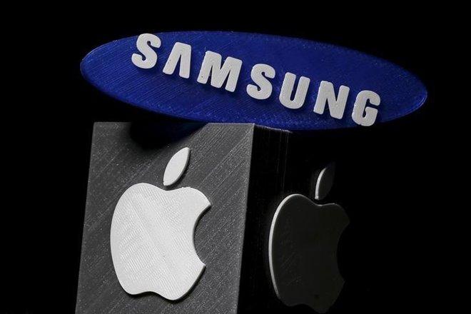 सैमसंग हारा सात साल पुराना मुकदमा ,एप्पल को देना पड़ेंगे 3600 करोड़