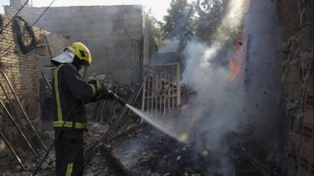 अभी अभी : स्पेन की पटाखा फैक्ट्री में हुआ जबरदस्त विस्फोट, 1 की मौत, 27 घायल