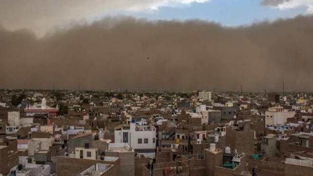 गृहमंत्रालय ने जारी किया अलर्ट, UP समेत इन राज्यों पर मंडराया आंधी-तूफान का खतरा