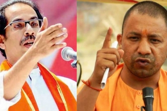 सीएम योगी ने कसा तंज, कहा-शिवसेना ने भाजपा की पीठ में घोंपा खंजर