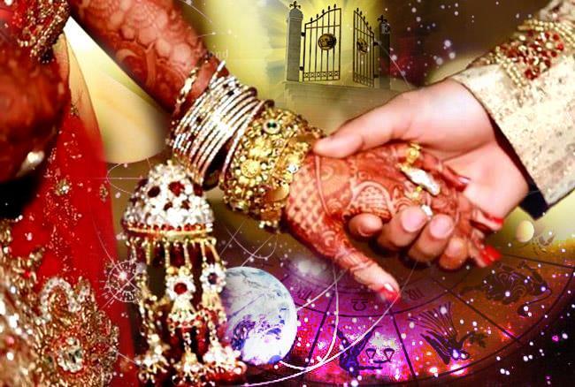 कुंडली का होता है आपकी शादी में अहम योगदान