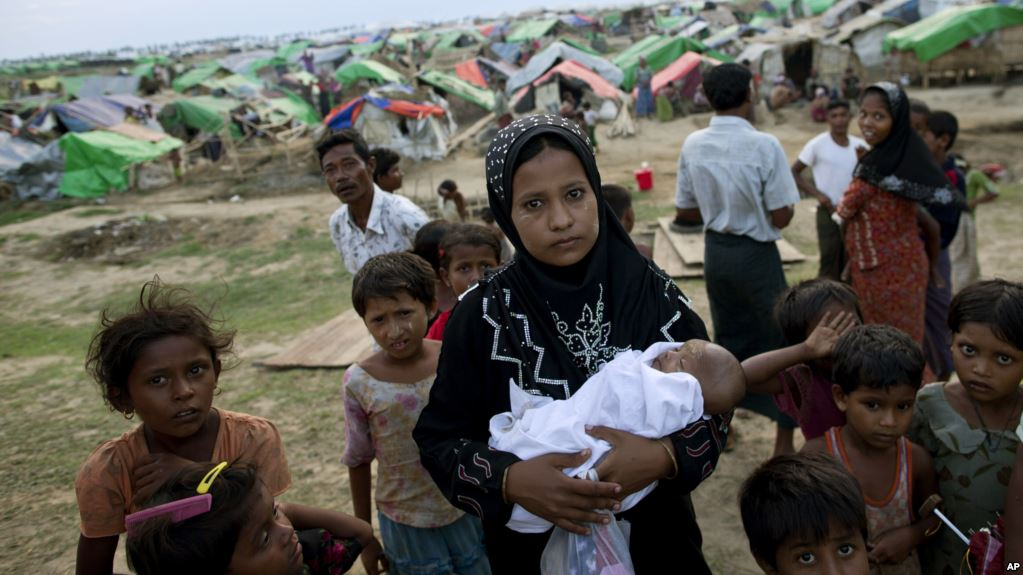The Central Government is ready to take a big decision on Rohingyas ...