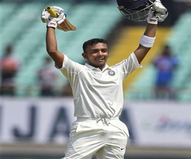 Photo of …तो इसलिए भारत सी के खिलाफ नहीं खेले युवा सितारा पृथ्वी शॉ