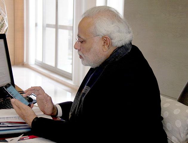 प्रधानमंत्री नरेंद्र मोदी जी आज लॉन्च करेंगे 'मैं नहीं हम' ऐप