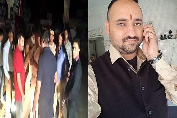 बीजेपी नेता तेजेन्द्र बग्गा की हत्या का मुख्यारोपी गिरफ्तार...