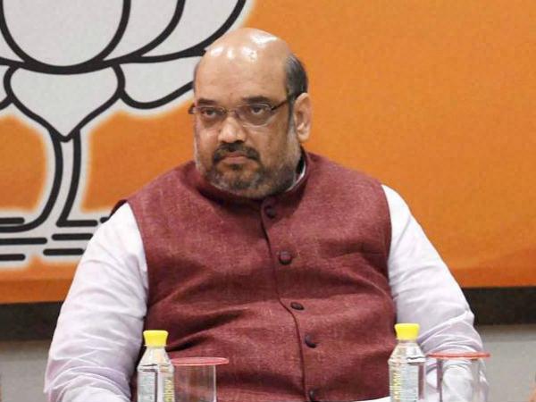 अमित शाह की मौजूदगी में भाजपा की मैराथन बैठक, कैबिनेट में फेरबदल व नेताओं के भविष्य पर होगा फैसला