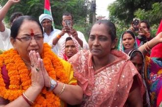 महिलाओं के बीच पैठ बनाने के लिए सपा चलाएगी अभियान : गीता सिंह