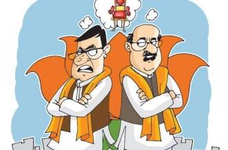 निकाय चुनाव के तहत मंत्रियों को सौंपी डैमेज कंट्रोल की जिम्मेदारी