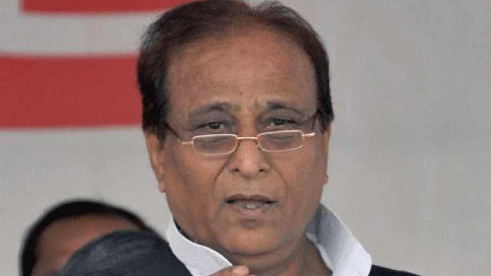 आजम खान ने दिया विवादित बयान -मैं भाजपा की 'आइटम गर्ल', सारे चुनाव भाजपा मेरे नाम पर ही लड़ती रही है