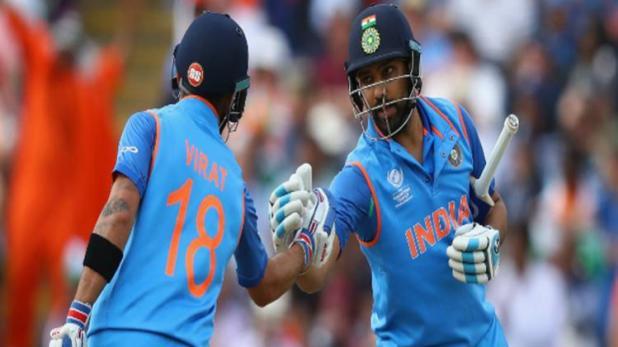 INDvWI: विश्व के शीर्ष दो बल्लेबाज विराट कोहली और रोहित शर्मा रिकॉर्ड्स में भी बने नंबर-1