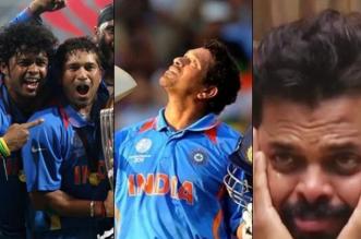 क्रिकेट के भगवान सचिन की बात याद करके फूट-फूट कर रोने लगे श्रीसंथ, बोले...