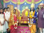 UP: रामलीला के मंच पर हुई हकीकत की शादी, एक-दूजे के हुए 'राम-सीता'