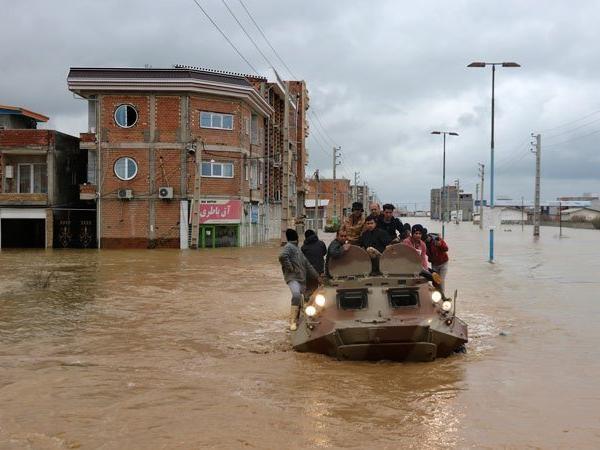 ईरान में बाढ़ ने मचाई भारी तबाही, अब तक 19 की मौत, 90 से ज्यादा घायल