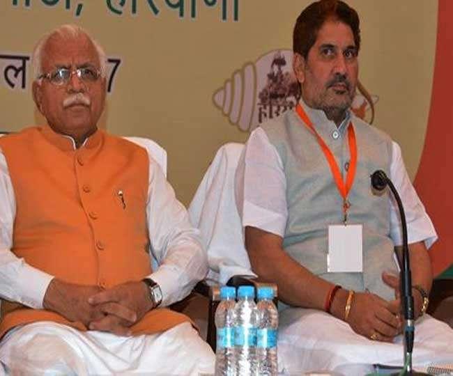 लोकसभा चुनाव: मैराथन बैठक में हरियाणा भाजपा ने तय किया लोकसभा प्रत्याशियों का पैनल