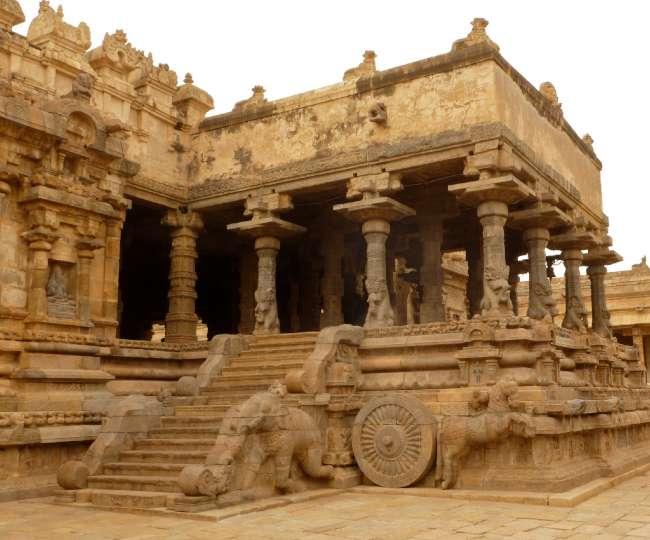 तमिलनाडु में बने इस मंदिर की सीढियों पर आज भी गूंजते हैं संगीत के सुर