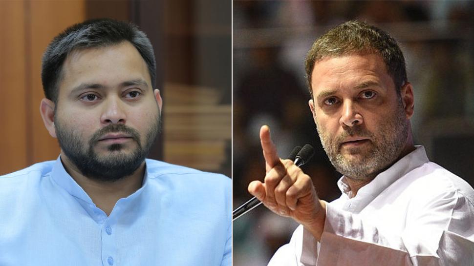 बिहार में टूटने की कगार पर महागठबंधन, RJD के इस रवैये पर कांग्रेस के नेताओं ने जताई नाराजगी